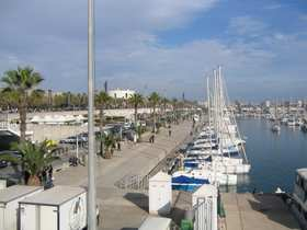 Olympic Port - Barcelona