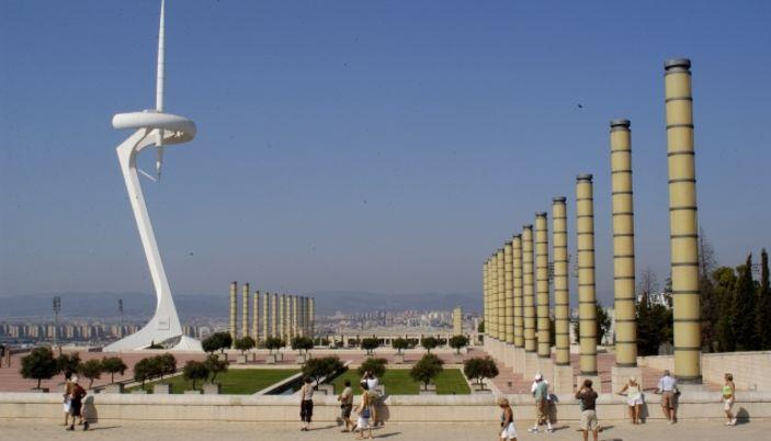 Olympic Stadium - Barcelona