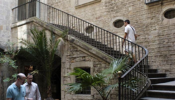Picasso's Museum - Barcelona