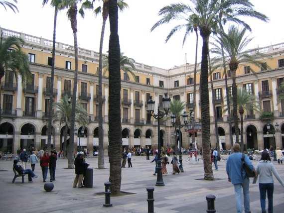 Plaza Reial - Barcelona