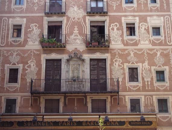Palca Del Pi - Barcelona