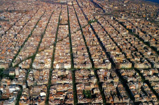 Eixample - Barcelona