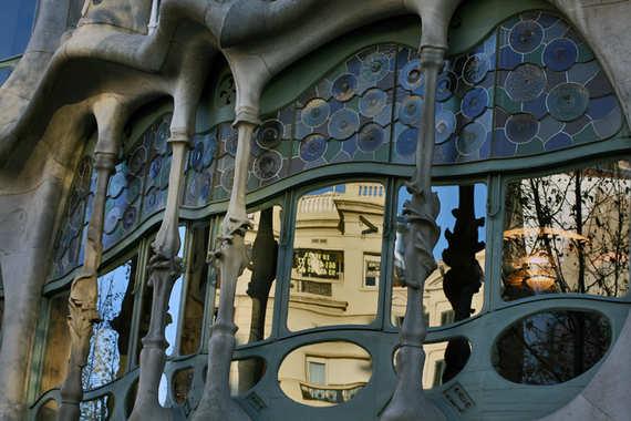Eixample - Casa Batlló