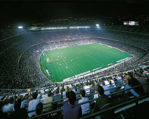 FC Barcelona - Home Match