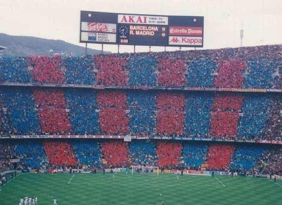 FC Barcelona vs real Madrid