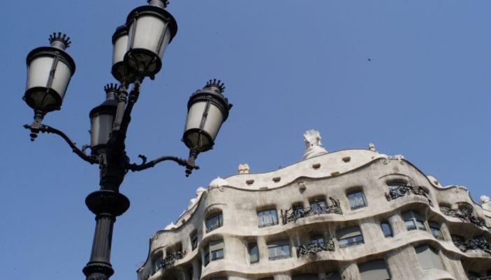 La Perdrera Gaudi