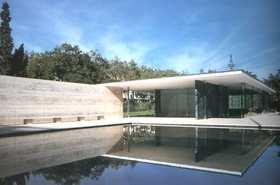 Mies Van der Rohe - Montjuïc