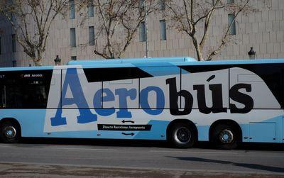 AEROBÚS, traslado dede el Aeropuerto de Barcelona
