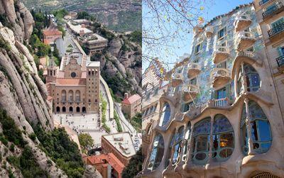 Barcelona and Montserrat tour
