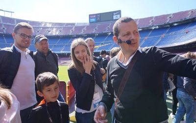 Tour Guiado del Camp Nou