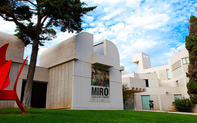 Tickets Fondation Joan Miró