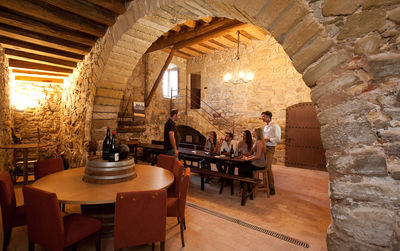 Montserrat tour-wine tasting