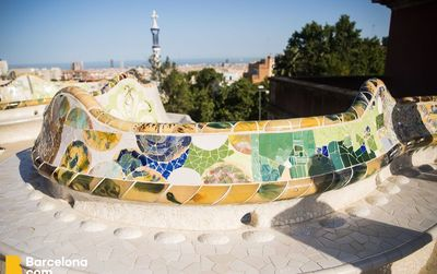 Ticket Park Güell