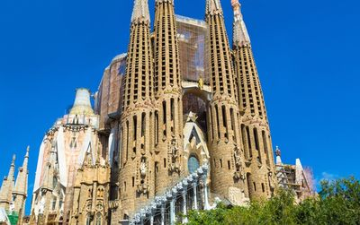 Ingressos para o city tour da Sagrada Familia