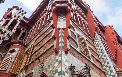 Tickets sem filas para a Casa Vicens de Gaudí