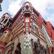 Tickets für Gaudís Casa Vicens: Schnelleinlass