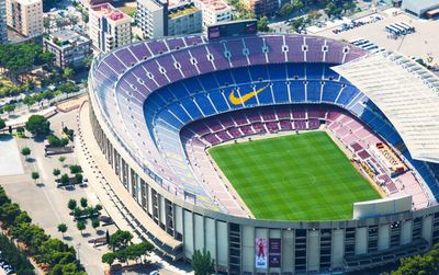 Tickets for Camp Nou Experience