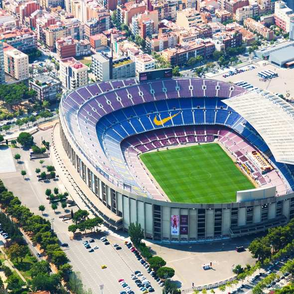 Biglietto Camp Nou Experience