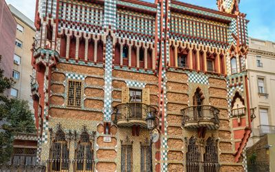 Tickets for Casa Vicens