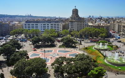 Apartments in Plaza Catalunya