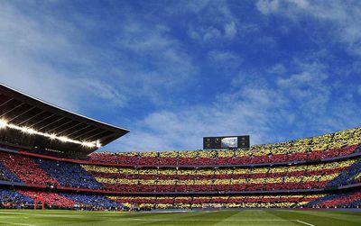 Visite du Camp Nou