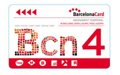 La Carte Barcelone