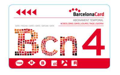 La Barcelona card