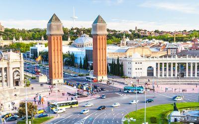 Hoteles en La Fira de Barcelona