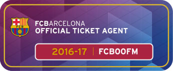 Official FC Barcelona ticket agent